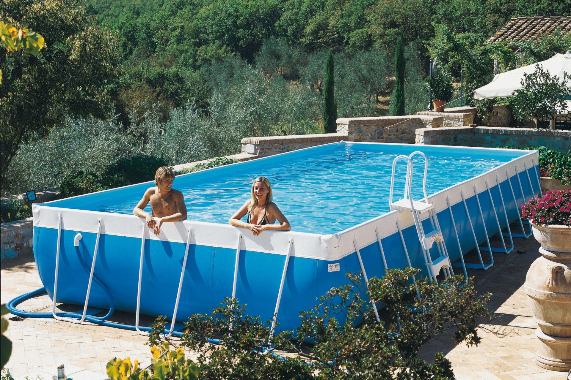 prix piscine hors sol Méru